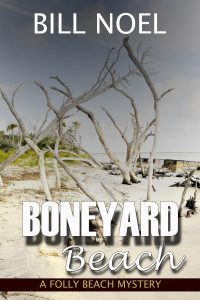 Cover BONEYARD BEACH with copy layers